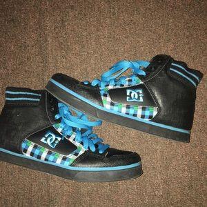 DC sneakers size 10 women